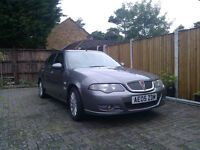 Rover 45 2005. Long M.o.T. Low mileage. Well maintained. Very nice car. Reliable.Cheap to run. £575