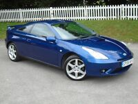 2006 (06) Toyota Celica 1.8 VVT-i | 12 MONTHS MOT | JUST SERVICED | LOW MILAGE | IMMACULATE