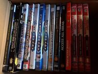 Variety of DVDs and DVD Roms, Man Utd and general football related
