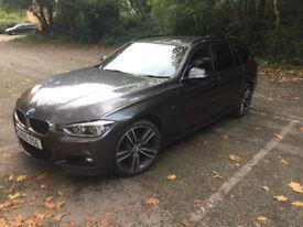 BMW 340i Msport Touring automatic.