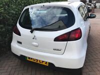 Low mileage 09 Mitsubishi Colt with FSH - £2000 ono