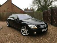 2009 Mercedes-Benz CL 5.5 CL500 2dr! STUNNING! FULL HISTORY! WHAT A CAR!! TOP SPEC!