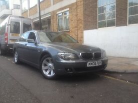 2006 BMW 730d, face lift, low milage, full service history full leather