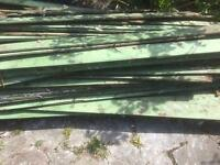 used garden sheds fencing board panels free
