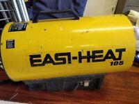 *Easi Heat 105* Jet Heater Very Powerful, Multi-Purpose, Extension inlc. £75 ono