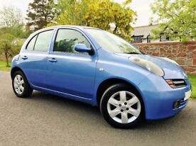 MOT 1 YEAR. BEAUTIFUL MICRA. BEST OF QUALITY. DRIVES SUPERB.