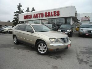 2005 Chrysler Pacifica Touring 6PASSENGER LEATHER PW PL PM CRIUZ
