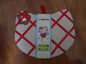 Picture board / notice board for sale - £10.00 **never been used**