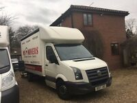 Affordable Man and Van and House removal Service