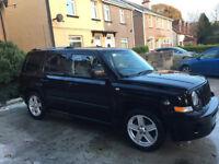 Jeep Patriot, 2.0 CRD, 2008, £2500