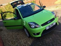 2008 FORD FIESTA 1.6 ZETEC S CELEBRATION EDITION. LOVELY CAR. RARE LIMITED BUILD 1 OF ONLY 400 MADE