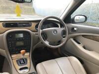 2004 (Mar 04) JAGUAR S-TYPE 2.5 V6 SE - Saloon 4 Door - AUTO - Petrol - BLACK *MOT/PX WELCOME*