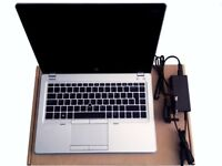 Reduced Now! Better than Macbook Pro HP Folio Ultrabook Laptop Core i7 8GB RAM SSD Storage. 14 inch