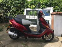 50cc Direct Bikes - Cheap - Used - Low Mileage - Recommended for short journeys only