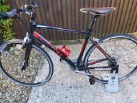 Giant Rapid 3 2015 - Flatbar Road Bike / 24 Speed Triple / Size M