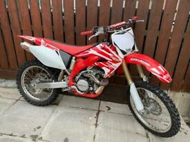 image for Honda crf 450