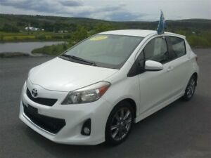 2013 Toyota Yaris SE (A4) MAG, AUTOMATIQUE,BAS KM WOW