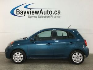 2015 Nissan Micra SV - 5 SPEED! A/C! BLUETOOTH! PWR GROUP! CR...