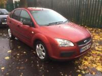 2006 Ford Focus Diesel Perfect Drive Mot Tax