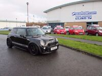MINI HATCH COOPER 1.6 COOPER S 2005 168 BHP
