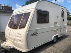 2 berth 2001 Avondale Dart 380/2. Motormover & extras. Excellent condition. I can deliver. Cheap