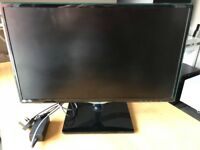 Samsung LS24D390HL 23.6-inch LED Monitor (Black High Glossy ToC)