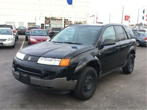 2005 Saturn VUE 4 CYL Manual