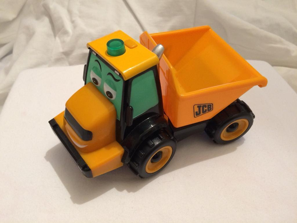 JCB Doug The Dump Truck