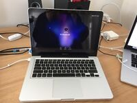 "Macbook Pro 13"" Mid 2009 with 120GB SSD, New Battery (51 Cycles) with American keyboard"