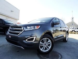 2015 Ford Edge SEL AWD + ECOBOOST + MAGS + CAMERA + 61 888 KM!!!