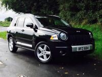 Totally mint 2010 JEEP Compass 2.0 Crdi Limited 4x4, trade in considered, credit cards accepted