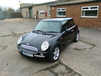 Mini Cooper 1.6 with 9 months MOT just had full service and new clutch fitted