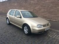 VW GOLF 1.9 GT TDI GREAT CONDITION , LOW MILEAGE