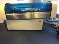 Aqua Massage HP by AMI high pressure automated massage unit