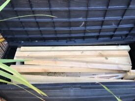 Job lot wood great for outdoor projects