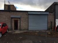 £750 TO LET COMMERCIAL WORKSHOP / RETAIL SPACE / INDUSTRIAL UNIT - PINXTON, NOTTINGHAM, NG16 6NS