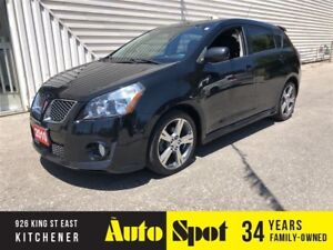 2010 Pontiac Vibe GT/LOADED/MINT!/PRICED-QUICK SALE!