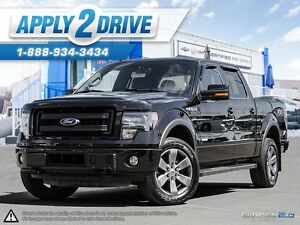 2014 Ford F-150 FX4 4x4 NAVI SUNROOF LOADED ECOBOOST