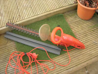 Flymo hedge trimmer 45s
