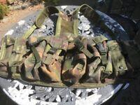 BRITISH ARMY 95 PATTERN TAILORED WEBBING