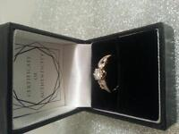 REAL GOLD RING SMALL SIZE