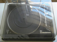 Dual CS505-1 Record Deck / Turntable, Overhauled And Working As New