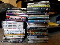 Lots of Dvds!