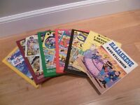 Norwegian comic books and magazines - huge selection