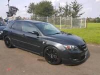 Mazda 3 MPS 2.3T Black