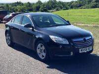 Vauxhall Insignia Exclusive,1 Previous owner,Long Mot,S.History