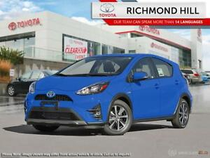 2018 Toyota Prius C Upgrade Package  -  Bluetooth - $76.44 /Wk
