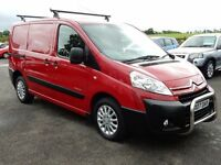 2009 Citroen dispatch 2.0 hdi with only 77000 miles, motd until march 2017 NO VAT