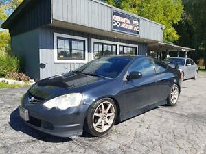 2002 Acura RSX CERTIFIED ETESTED ONLY  $2499+taxes