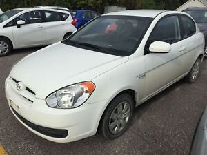 2010 Hyundai Accent L, A/C, POWER GROUP - SOLD SOLD SOLD!